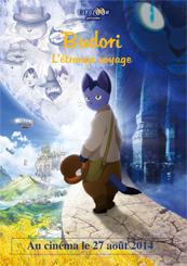 affiche du film Budori