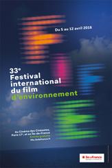 Affiche 33ème Festival International du Film d'Environnement